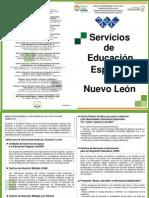 1.1.1 Díptico Servicios