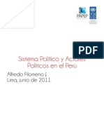 Sistema político y actores políticos en el Perú (2011).pdf