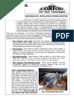 Homelite HL-EH-LR Rebuild Kit Tech Bulletin Rev A