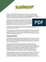 TRABAJO DE POLAROGRAFO +
