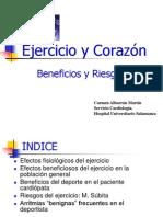 Ejercicio y Corazon 2010