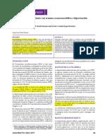 Manejo Inicial Del Paciente Con Trauma Craneoencefálico e Hipertensión Endocraneana