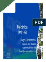 Mecánica (440149)