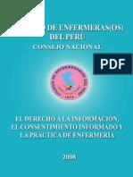 Derecho a La Informacion Consentimiento