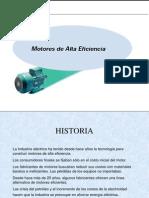 Motores de Alta Eficiencia1