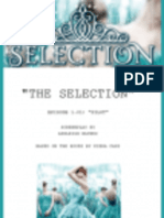 The Selection Fan Pilot Script (Parts 1-3)