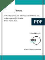 Plastic Mirrors