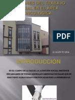 FUNCIONES DEL TRABAJO SOCIAL EN EL ÁREA ONCOLOGICA.pptx