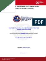 Hernandez Pinedo Luis Albañileria Confinada