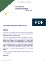 Constitucion Bolivariana