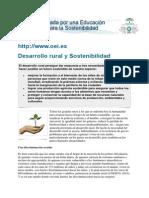 Desarrollo Rural y Sostenibilidad OEI