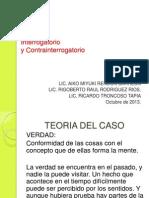 Interrogatorio y Contra LISTO