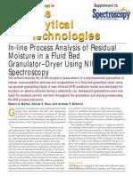 InLine Process Analysis