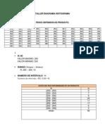 Taller Diagrama Histograma