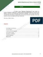 Agências Reguladoras - Aula 03