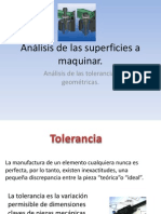 Analisis de Las Superficies a Maquinar.