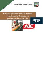 proceso productivo de la bebida rehidratante Sporade.docx