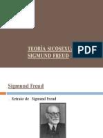 (80542438) Teoria Sicosexual de Sigmund Freud