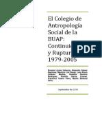 Historia Del CAS (1)