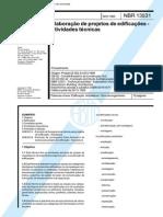 NBR 13531 - Elaboracao de Projetos Edif