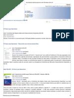 Documentos de Referência.. Sustentabilidade