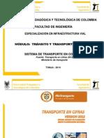 04 Sistema de Transporte en Colombia