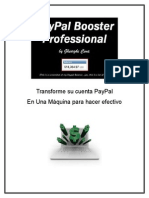 PayPal Booster Professional Español