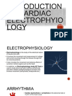 Introduction to Cardiac Electrophysiology