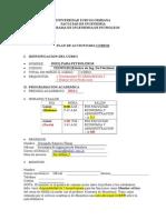 Plan de Accion--microdiseño HSEQ PARAPETROLEROS 2014-2