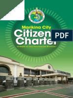 Marikina Citizen Charter