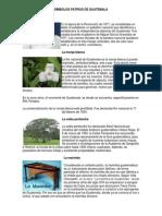 Simbolos patrios de Centro America.docx
