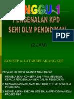 Pengenalan SDP Marini