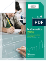 The Nation's Report Card Mathematics 2009 Trial Urban District Assessment (TUDA)(2)