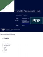 Aero Workshop