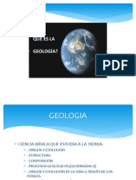 PROCESOS GEOLOGICOS 1