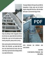 Design Dan Perhitungan Struktur Menggunakan Software BricsCAD Quick Series