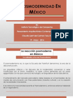 Posmodernismo en Mexico