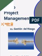 Unidad 1 - Leccion 11 - Gestion Del Riesgo