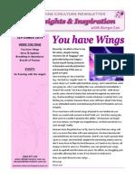 Divine Creators Newsletter - September 2014