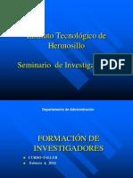 Formulacion Del Proyecto de Investigación(2do)
