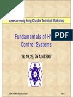 ASHRAE3 Workshop Control SamHui Part 4