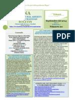 GNA - Boletín 20 Septiembre