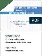 1 CLASE Organización general del cuerpo humano Dra. S. Antezana.ppt