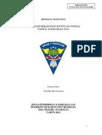 Proposal Hibah Tahun 2012
