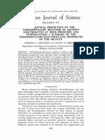 [Paper] Aqueous Electrolytes at High Temperatures and Pressures