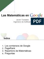Mate Matic a Sen Google