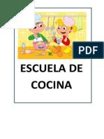Recetas de Cocina Quinto Grado 2014-2015