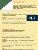 Características de Lo Bello
