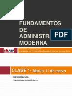 FundAdmModerna TecTS CLASE 1