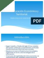 Restructuración Económica y Territorial